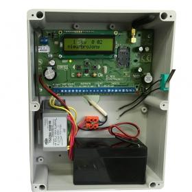 CBP32S z obudową - zdjęcie poglądowe (akumulator nie jest w komplecie). Opcja 1,2 Ah.