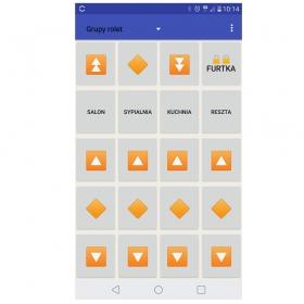 Aplikacja Elmes control