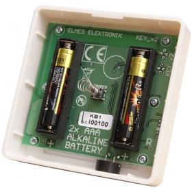 Klawiatura bezprzewodowa Elmes KB1 ( bez baterii w kpl.)