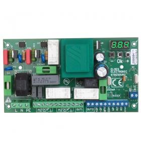 STB230VM2 - STEROWNIK DO BRAMY JEDNO- /DWUSKRZYDŁOWEJ 230VAC